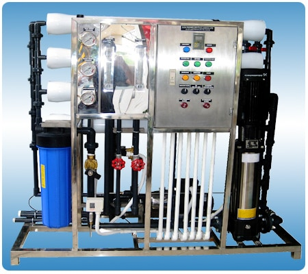 Reverse Osmosis 24000 L./Day